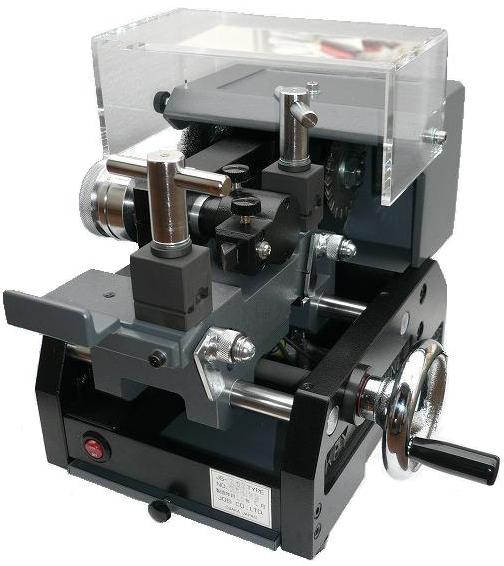 JS-702sc 深さ調整ダイヤル式合鍵複製機